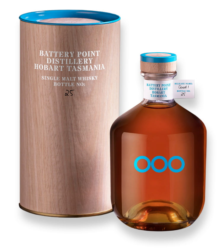 BPD Limited Edition Bottle and Gift Box